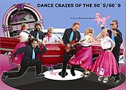 Dance Crazes of the 50s & 60s