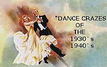 Dance Crazes of the 1930s & 1940s