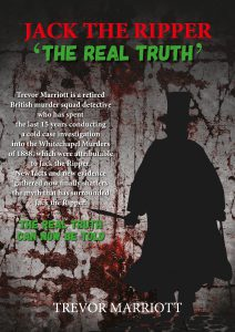 Jack the Ripper - The Real Truth book cover